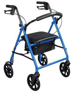 Steel Rolling Walker with 7.5″ Wheels