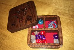 Custom Dice Box