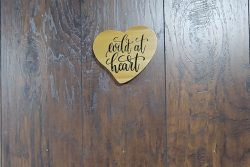 Wild at Heart – Painted
