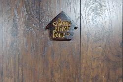 Home Sweet Home – Stained